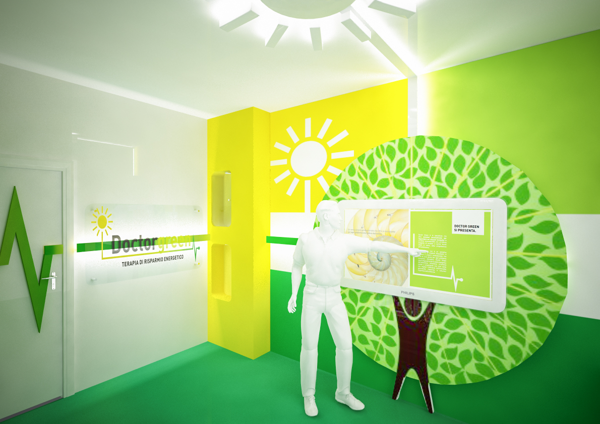 Concept Store Interiors – Dr Green