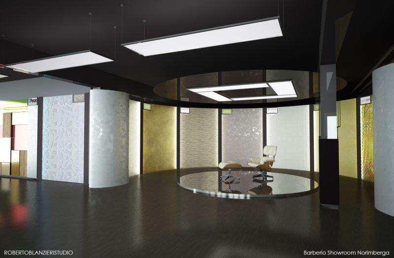 Concept Store Interiors – Barberio Showroom