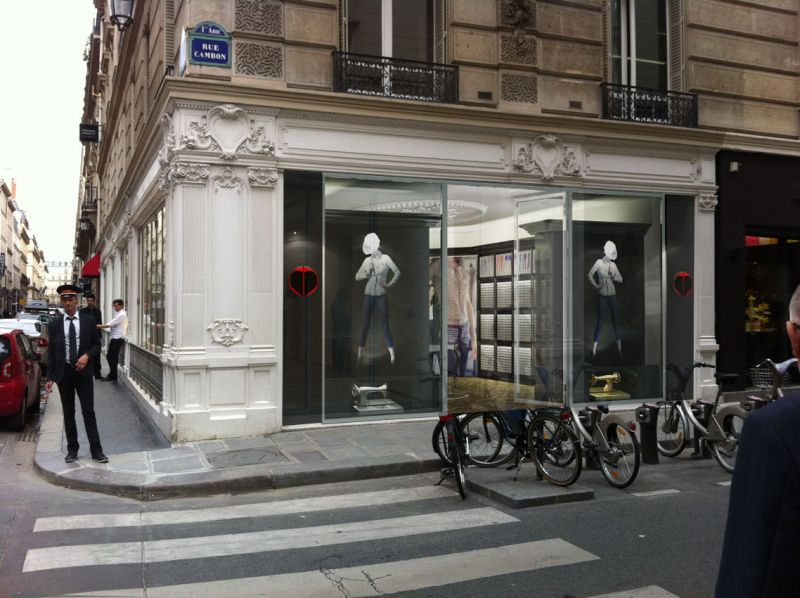 Concept Store Interiors – Lerock