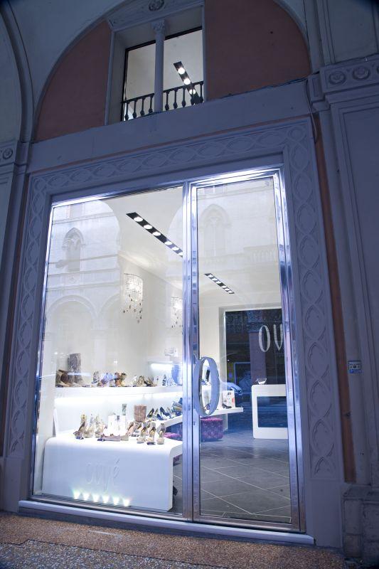 Showroom Ovyè Bologna