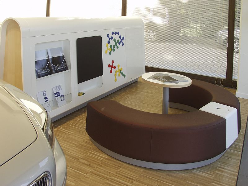 Showroom Volvo
