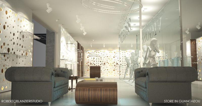 Concept Store Interiors – Vigoss China
